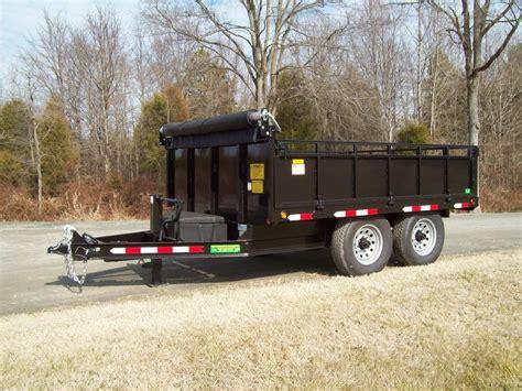 s trailer mike s 8 x 10 dump trailer mikes welding trailer mfg