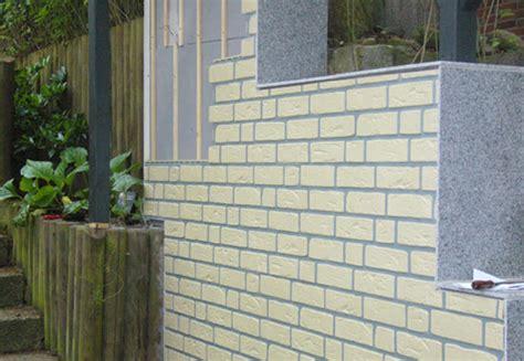 Aussenwand Holz Verkleiden Mauerverkleidung Im Aussenbereich Aus Kunststoff