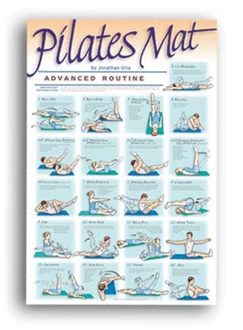 Pilates Mat Routine by Pin By Herrera On Fitness