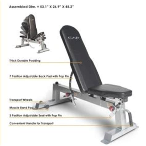 cap barbell deluxe utility bench amazon com cap barbell deluxe utility bench sports