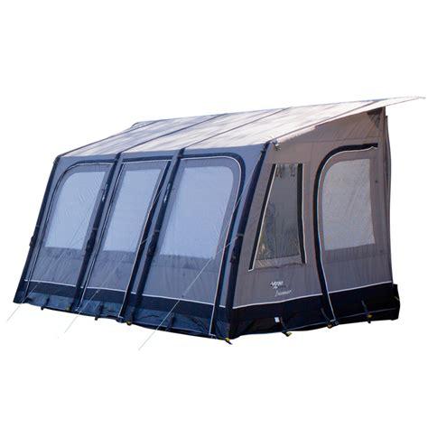 caravan awnings outlet vango braemar 400 inflatable caravan awning leisure outlet