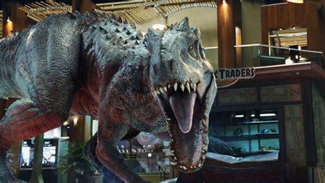 lihat film dinosaurus ngerinya sorotan tajam mata dinosaurus di konsep art