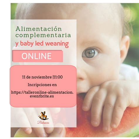 libro the baby led weaning quick taller de baby led weaning y alimentaci 243 n complementaria