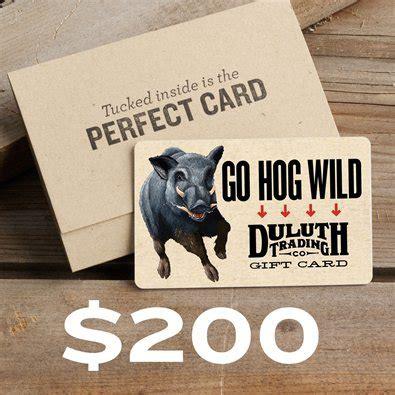 Duluth Gift Cards - duluth trading gift card lamoureph blog