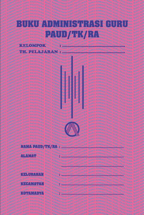 format buku administrasi bkb buku administrasi sekolah daftar administrasi tk