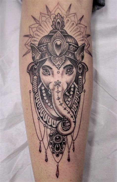 tattoo lord ganesha significado tatuagem ganesh tattooei