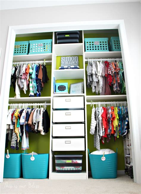 Baby Boy Closet Organizers by Nursery Closet Details Part 2 Accessories Labels This Is Our Bliss