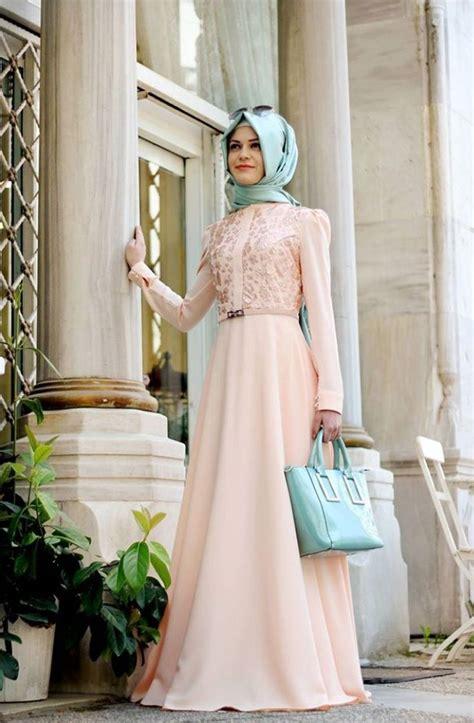 Baju Atasan Veyaz Top uzun tesett 252 r elbise modelleri 2017 trendleri ve modası