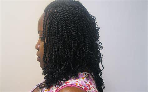 marley crochet in nc kinky twist braiding hair
