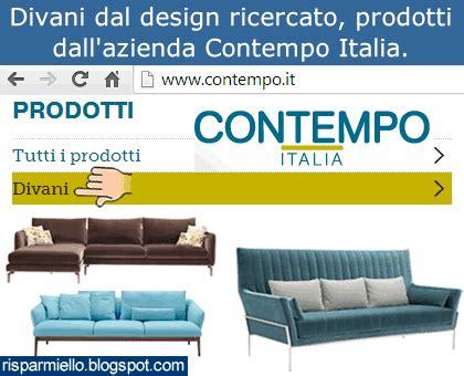 contempo divani risparmiello divani contempo italia