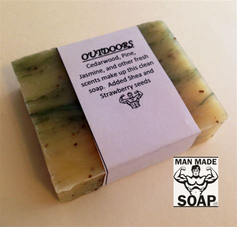 Handmade Soap Supplies - outdoors handmade soap by made soap handmade soap