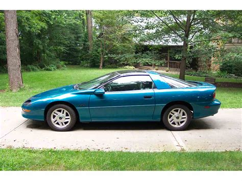 Camaro For Sale by 1995 Chevrolet Camaro Z28 For Sale Classiccars Cc