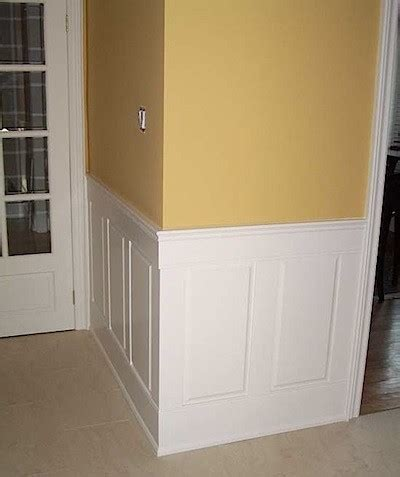 Wainscoting Usa by Raised Panel Wainscot Gallery I Elite Trimworks