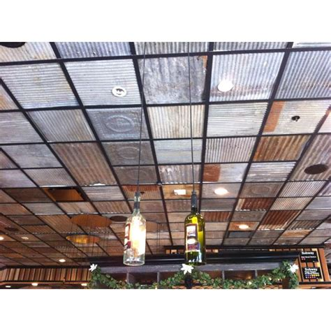 corrugated metal ceiling nesting pinterest