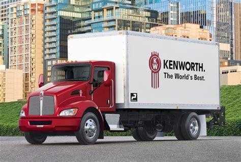 kenworth medium duty trucks gallery photo of t270 class 6 truck courtesy of kenworth