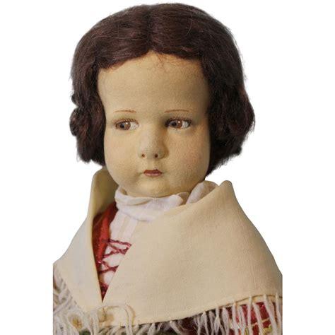 lenci doll 300 series 17 inch lenci doll 1930s lombardia 300 series