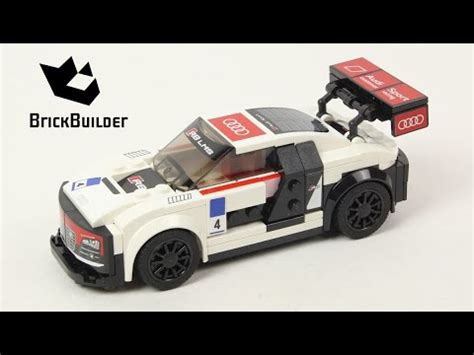audi r8 max speed lego speed chions 75873 audi r8 lms ultra lego speed
