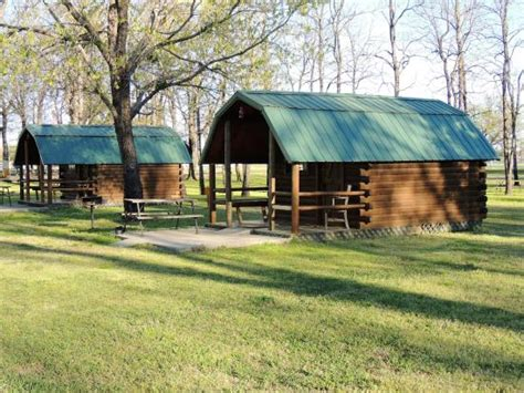 Cabins In Eufaula Ok by Tent Site Picture Of Checotah Lake Eufaula West Koa