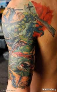 Teenage Mutant Ninja Turtles   Tattoo Artists.org