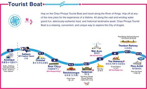 chao phraya express boat route chao phraya river cruise