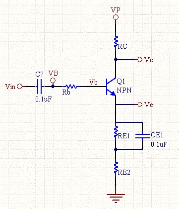 resistor in series with bjt bjt transistor as a switch saturation calculator