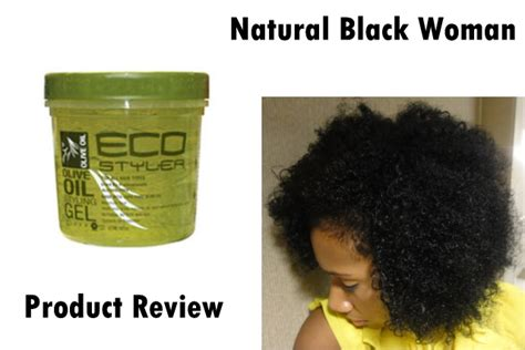 hair gel on afro hair ecostyler gel with olive oil review people with voices