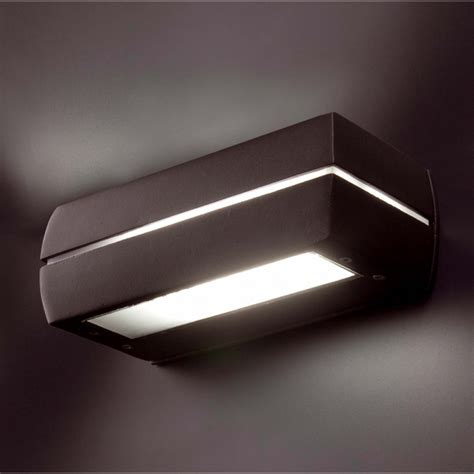 cool wall lights cool wall washer l dark gray with energy saving light