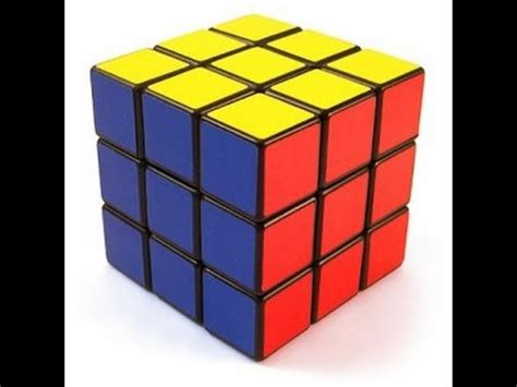 tutorial main rubik 3x3x3 video tutorial como resolver el cubo de rubik 3x3x3 youtube