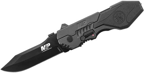 smith and wesson magic knife smith wesson swmp4l m p magic assisted flipper 3 6