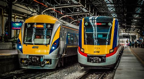 Ktm To Taiping Ktm Launches Butterworth Padang Besar Service