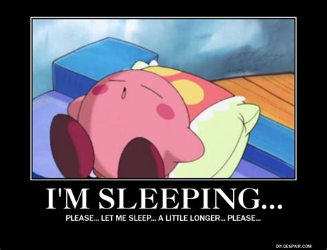 Kirby Memes - kirby s sleeping d aww by flippyfangirl4life on