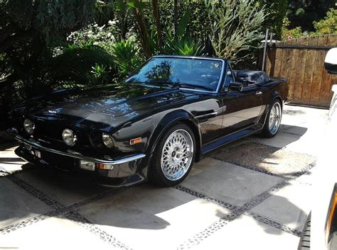 aston martin vantage volante for sale gorgeous ls3 powered 1987 aston martin vantage volante for