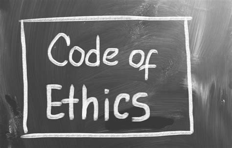 code of conduct ethics first step services llc
