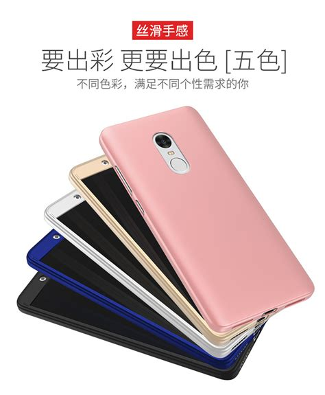 Softcase 360 Xiaomi Note 4x Snapdragon New Product 360 protection tempered glass cover for xiaomi