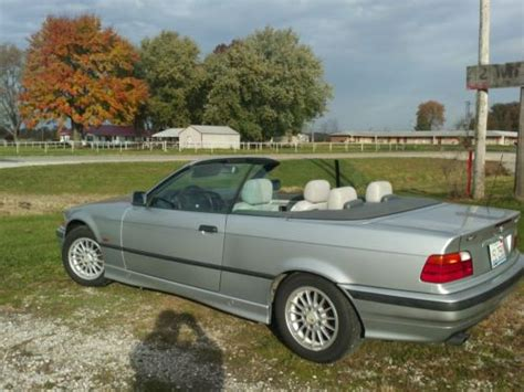 1998 Bmw 328i Convertible by Sell Used 1998 Bmw 328i Convertible 2 Door 2 8l In