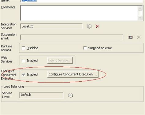 configure concurrent execution workflow informatica for both the workflows set the property quot configure