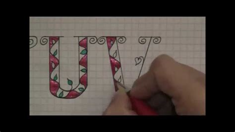How To Make Cool Letters