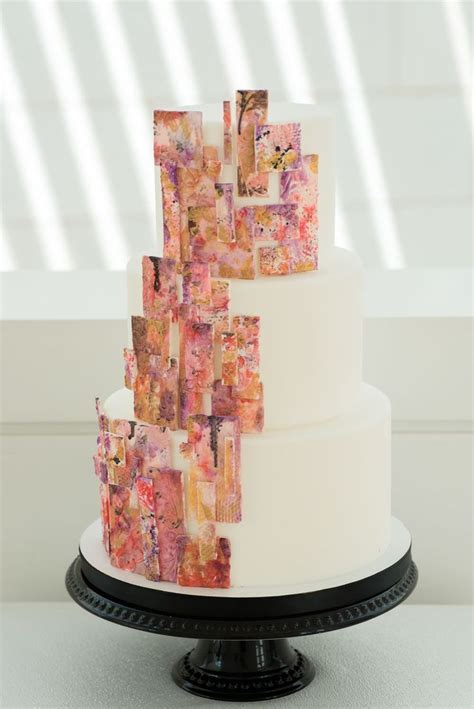 98 best Wedding Cakes images on Pinterest   Cake wedding