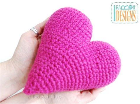 free pattern amigurumi heart amigurumi heart pdf crochet pattern by irarott inc free