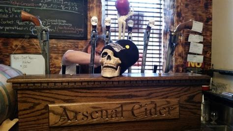 arsenal cider house 12 pittsburgh wineries that are well worth a visit