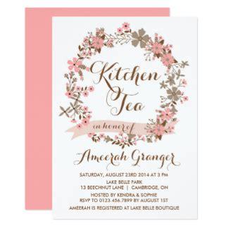 kitchen tea invites ideas kitchen tea invitations announcements zazzle au
