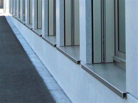 alu fenstersims aluminium fensterbank individuell hergestellt in der schweiz