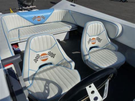 speed boat seats bat exclusive 1963 reinell jet flight finned fiberglass