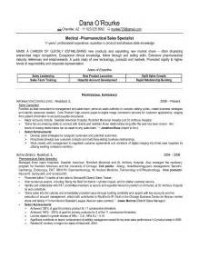 pharmacy tech resume sles sle resume for pharmaceutical industry sle resume