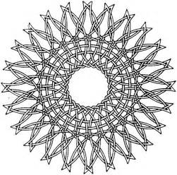 free printable coloring pages for adults geometric geometric shapes coloring page