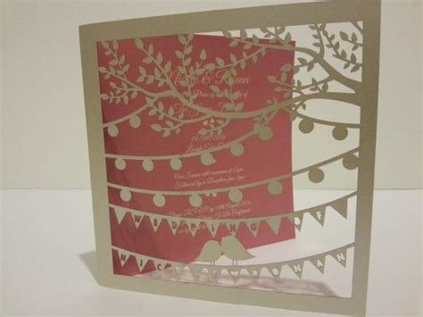 diy wedding invitations belfast paper home