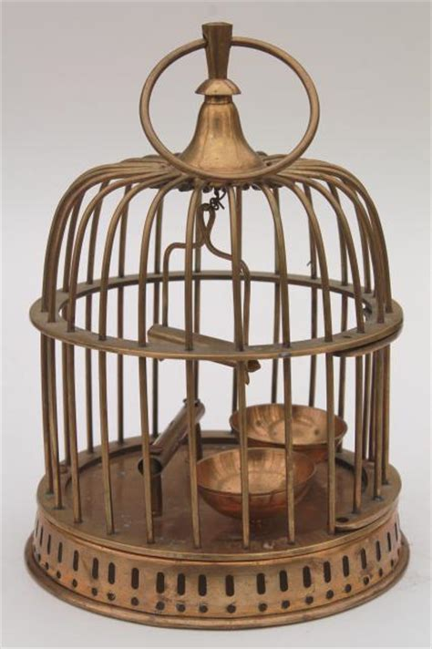 Chandeliers From China Heavy Solid Brass Bird Cage Vintage Decorative Birdcage