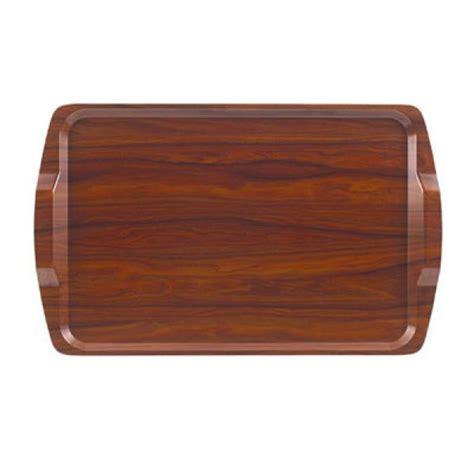 room service trays cambro walnut room service laminate tray