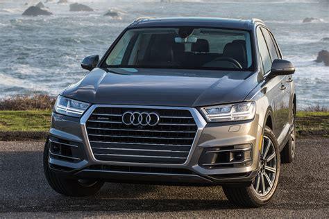 Audi K7 by 2017 Audi Q7 Review Autoevolution