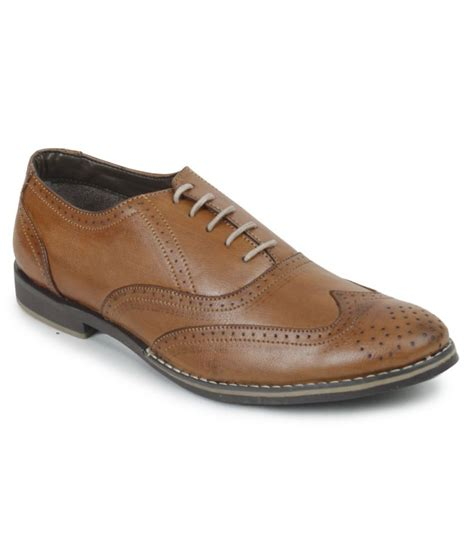 leo sports brogue formal shoes price in india buy leo